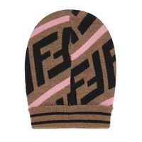 Picture of Fendi JUP012 kids hat pink