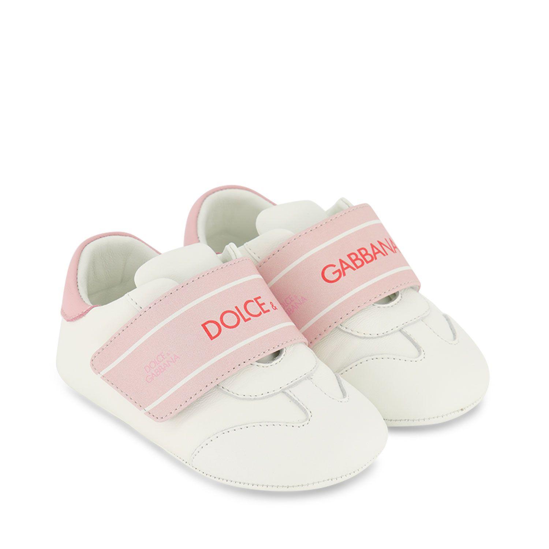 Afbeelding van Dolce & Gabbana DK0132 babyschoenen roze