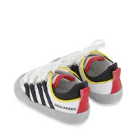 Picture of Dsquared2 66953 baby sneakers white