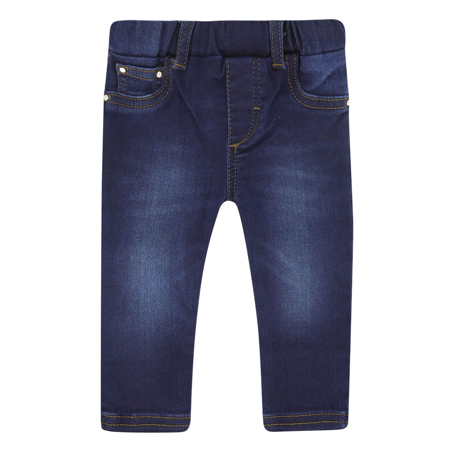 Picture of Mayoral 576 baby pants jeans