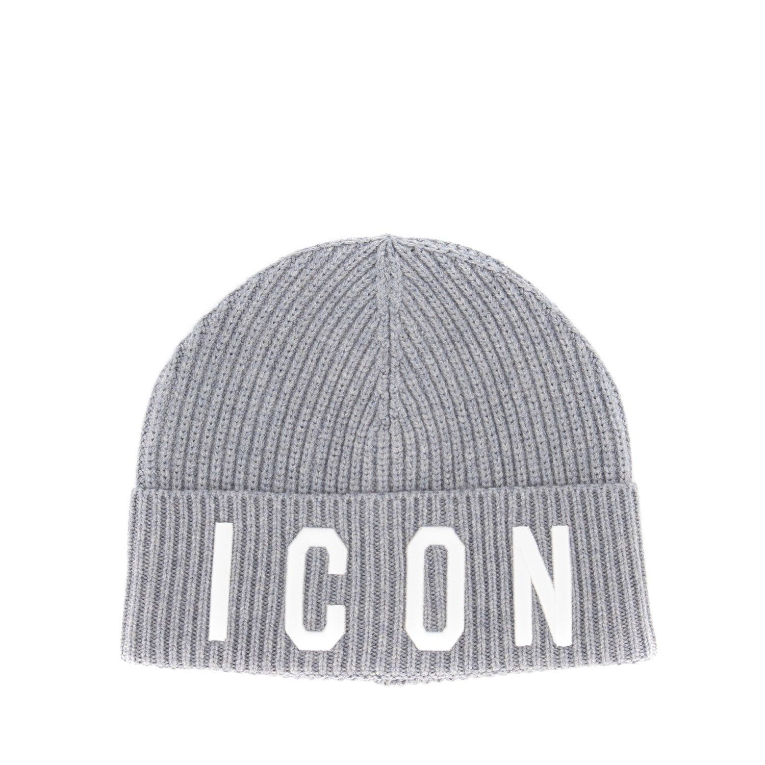 Picture of Dsquared2 DQ03PS kids hat light gray