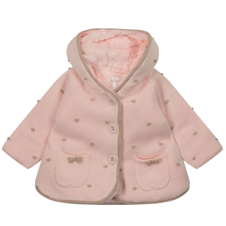 Afbeelding van Mayoral 2364 babyjas licht roze
