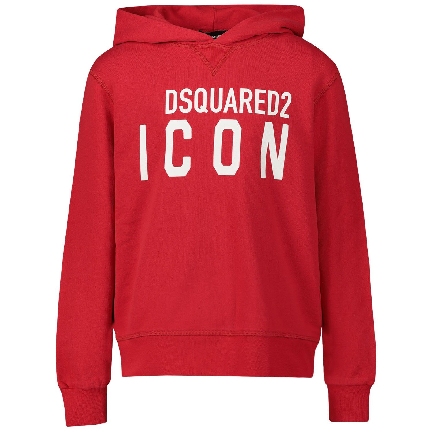 Picture of Dsquared2 DQ04EX kids sweater red
