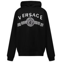 Picture of Versace 1000570 1A00490 kids sweater black