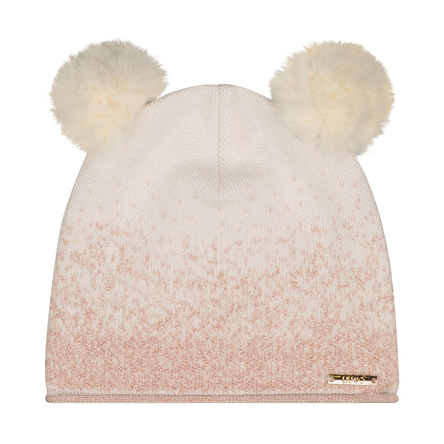 Picture of Liu Jo KF1076 baby hat old pink