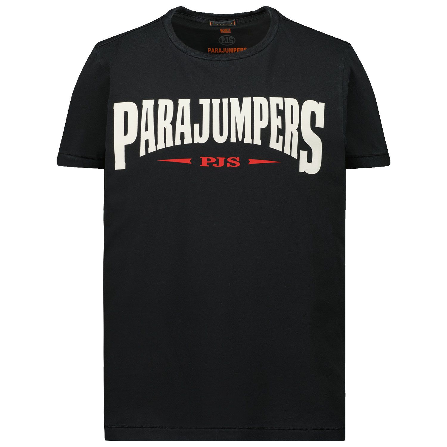 Picture of Parajumpers TS63 kids t-shirt dark blue
