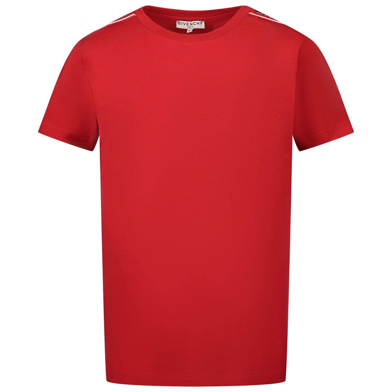 Bild von Givenchy H25246 Kindershirt Rot