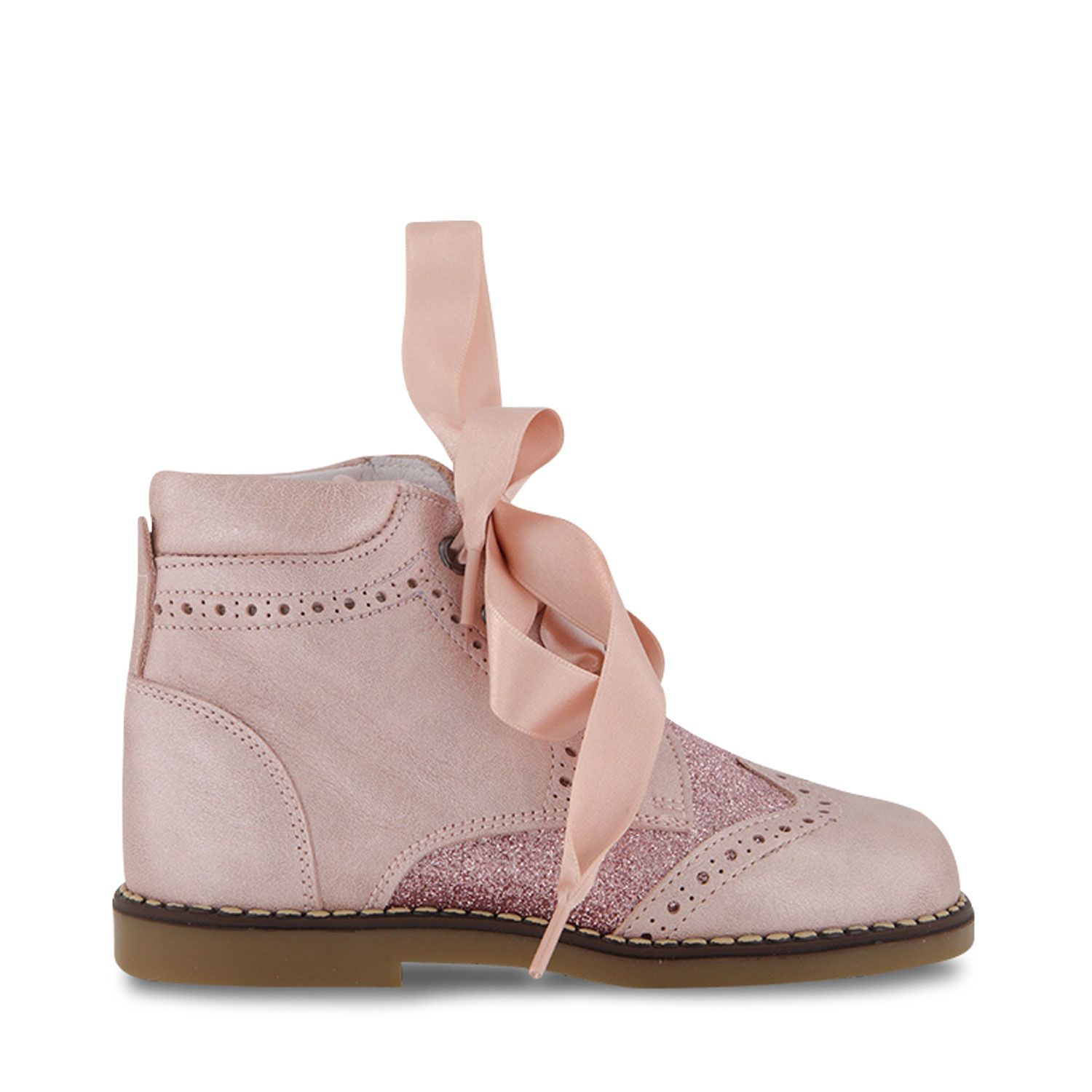 Picture of Andanines 212133 kids boots light pink