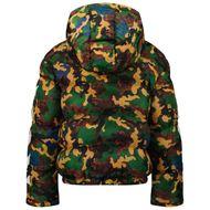 Afbeelding van Off-White FAB0015645 kinderjas army