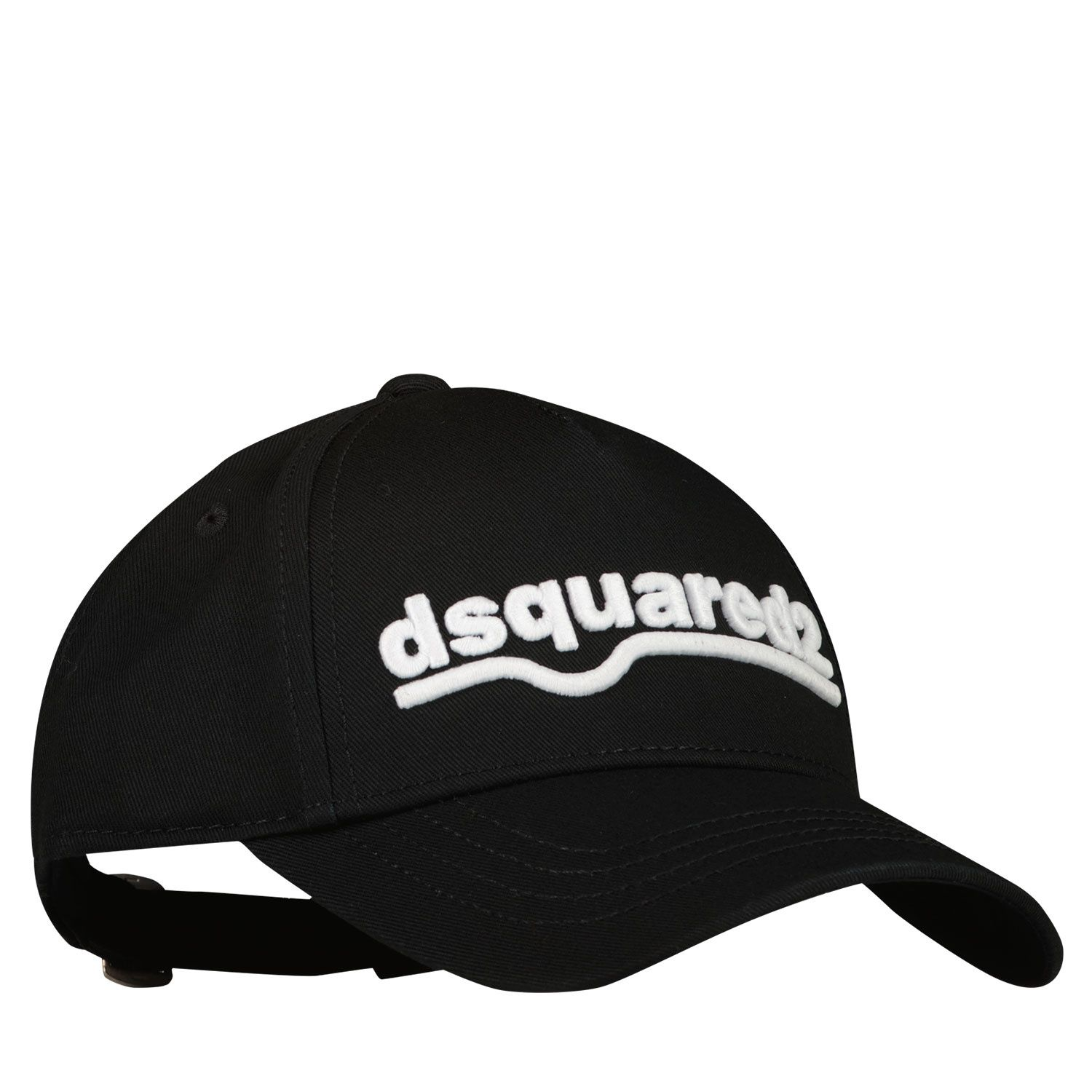 Picture of Dsquared2 DQ0470 baby hat black