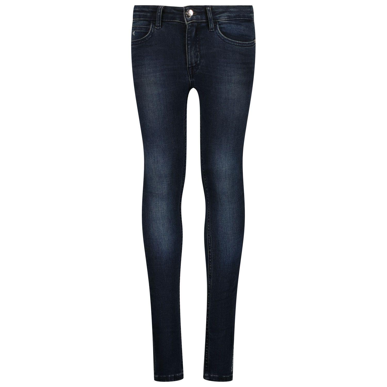 Afbeelding van Calvin Klein IG0IG01066 kinder jeans jeans