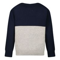 Picture of Boss J05887 baby sweater navy