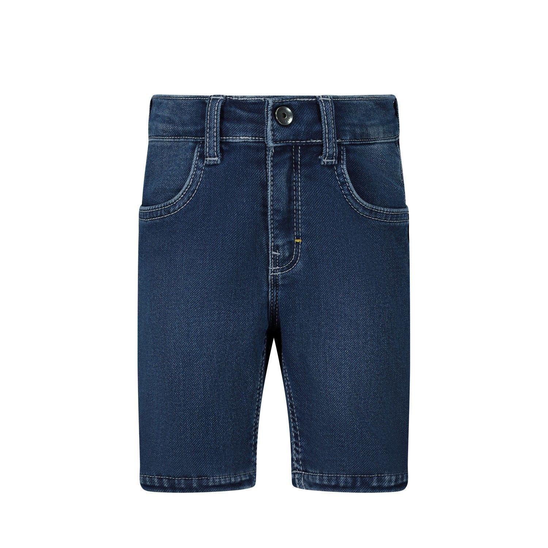 Afbeelding van Boss J04373 baby shorts jeans