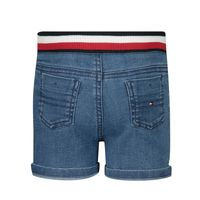 Picture of Tommy Hilfiger KN0KN01292 baby shorts jeans