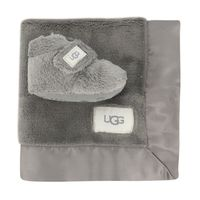 Picture of Ugg 1094823I baby slippers grey