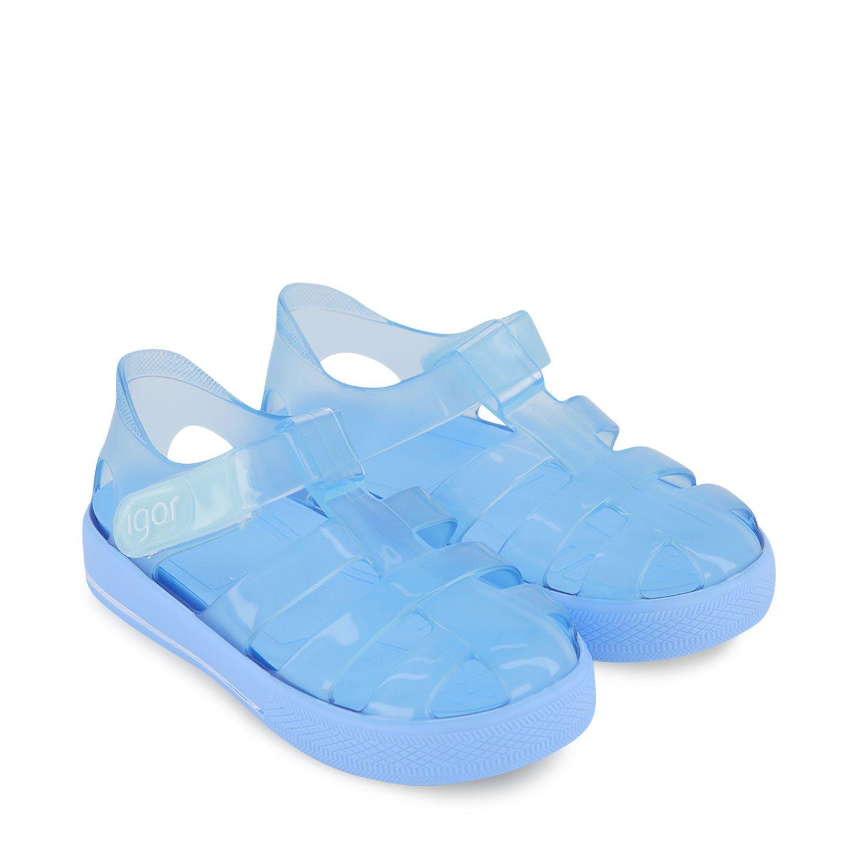 Afbeelding van Igor S10245 kindersandalen licht blauw