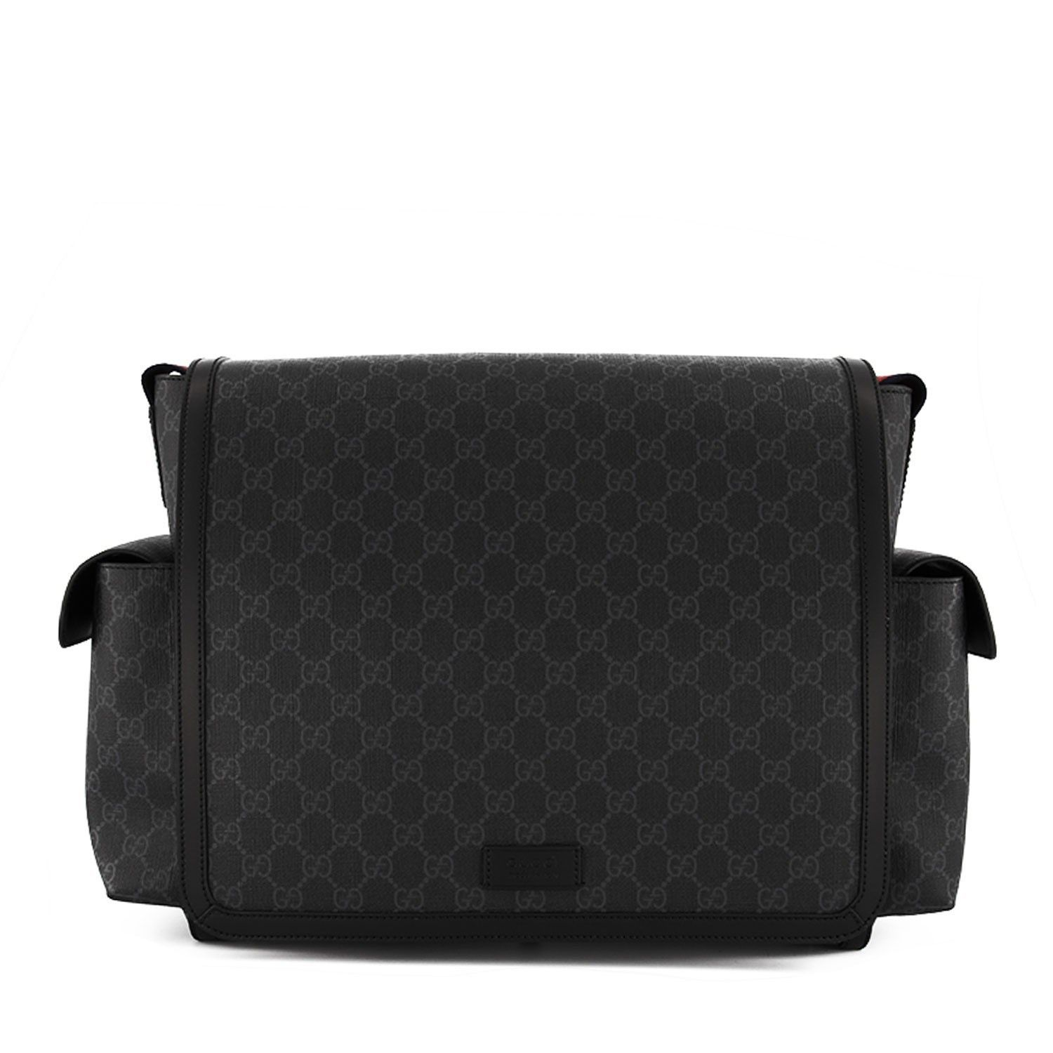 Picture of Gucci 495909 diaper bags black