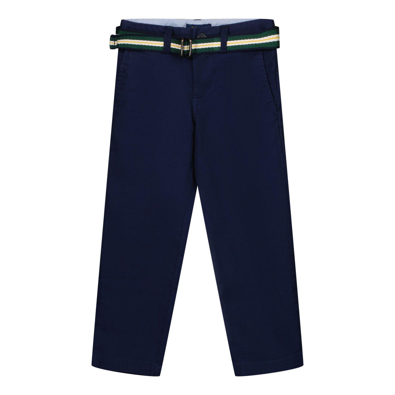 Picture of Ralph Lauren 855394 baby pants navy