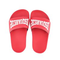 Picture of Dsquared2 DQ0330 kids flipflops red
