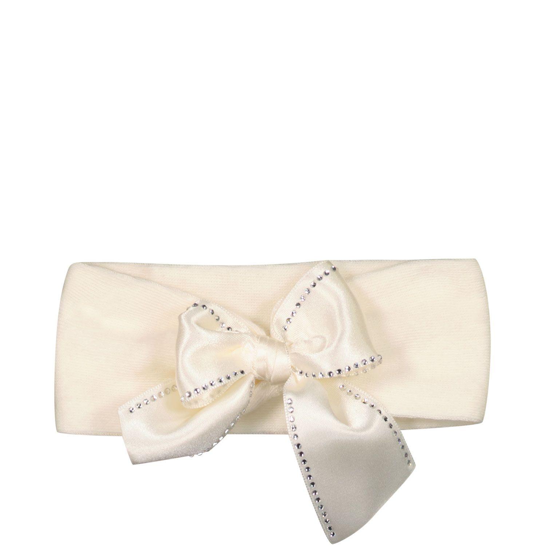 Picture of La Perla 45162 baby accessory off white