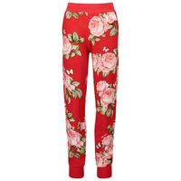Picture of MonnaLisa 198405 kids jeans red