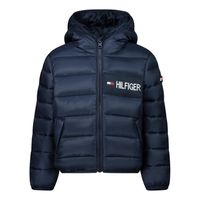 Picture of Tommy Hilfiger KB0KB05884B baby coat navy