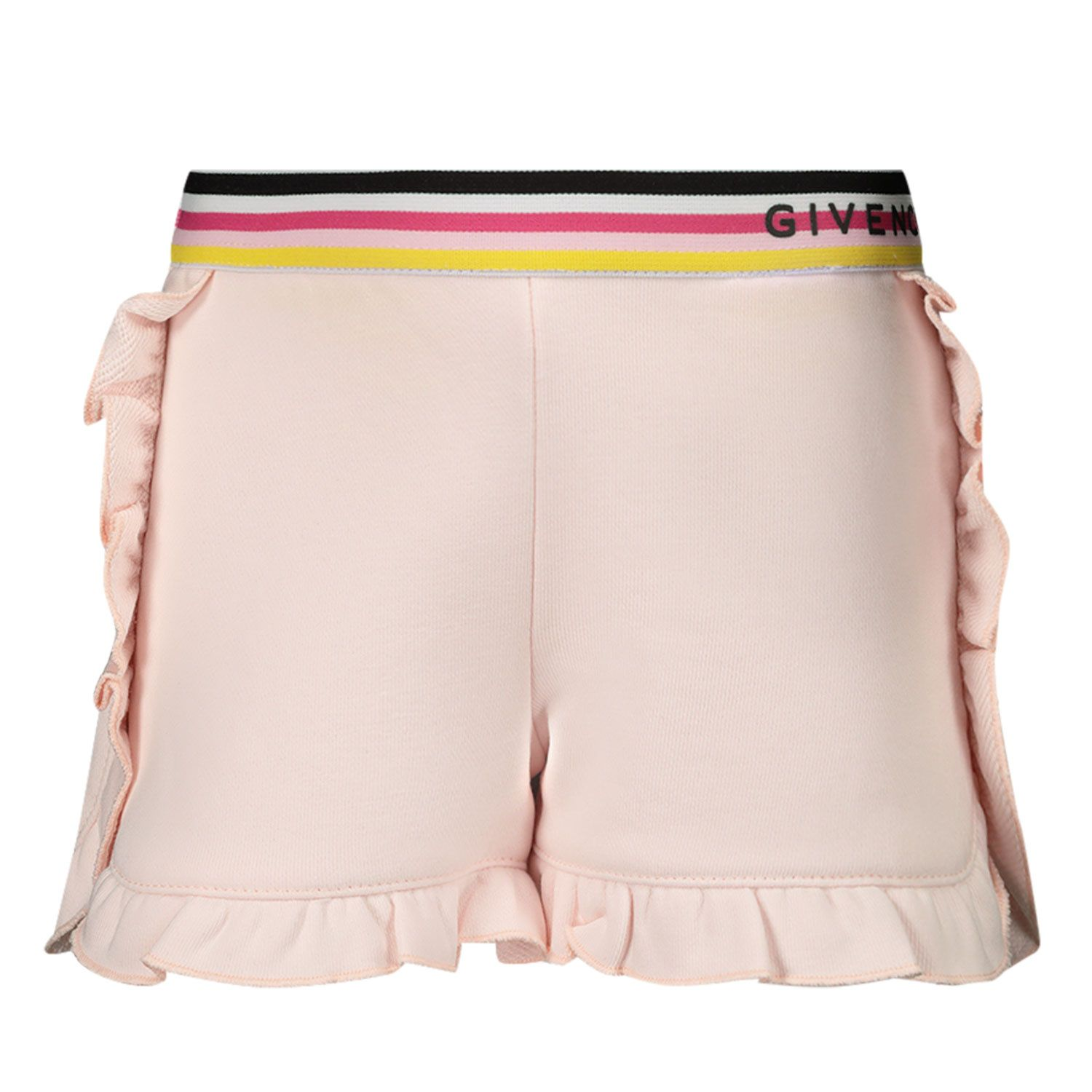 Picture of Givenchy H04101 baby shorts light pink