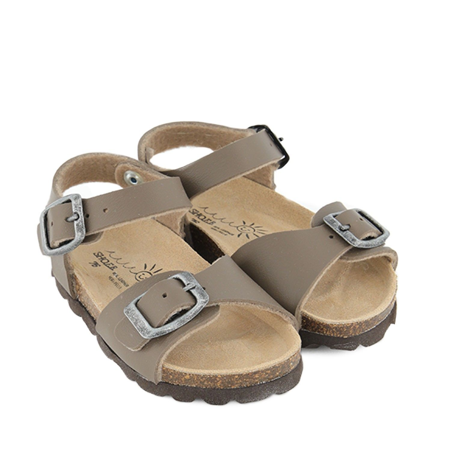 Picture of EB 5102 kids sandals army