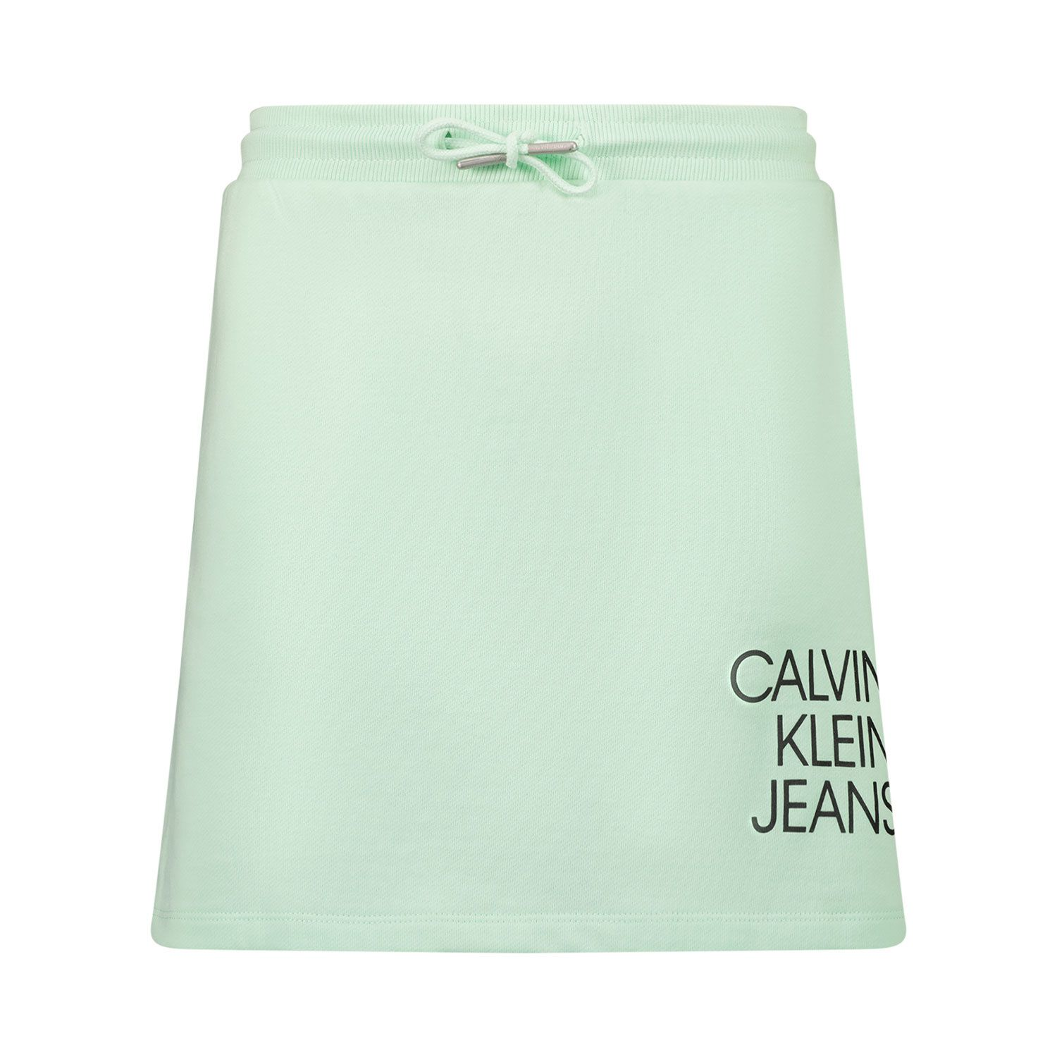 Picture of Calvin Klein IG0IG00990 kids skirt mint