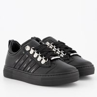 Picture of Dsquared2 62413 kids sneakers black