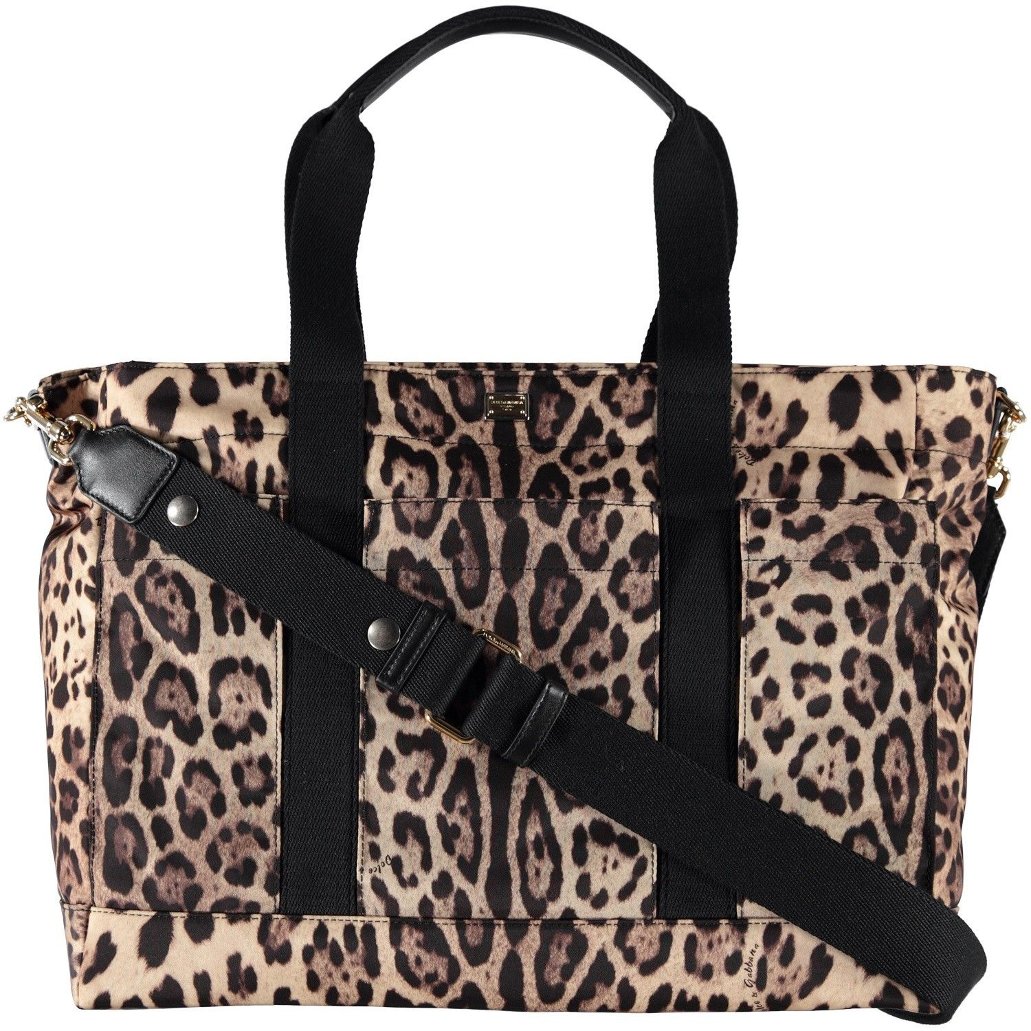 Picture of Dolce & Gabbana EB0062 diaper bags panther