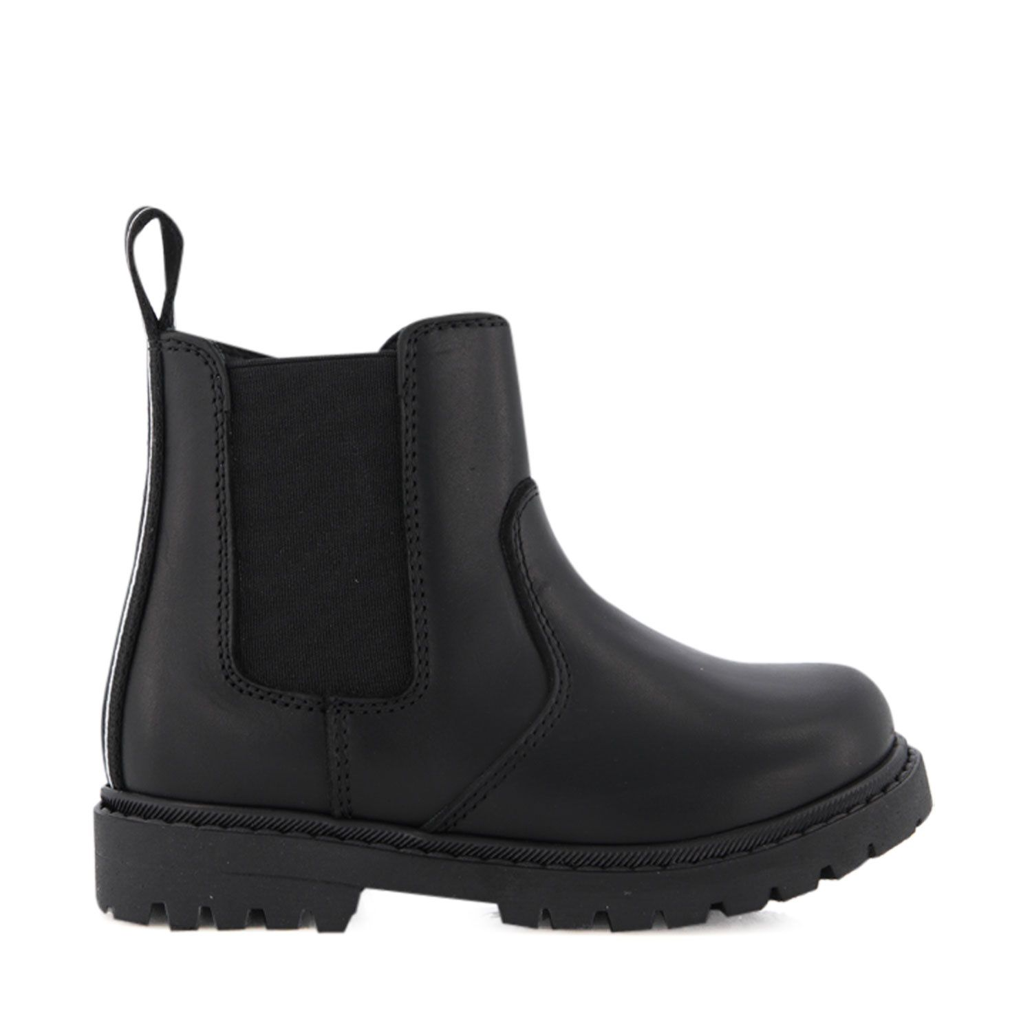 Picture of Dsquared2 65051 kids boots black