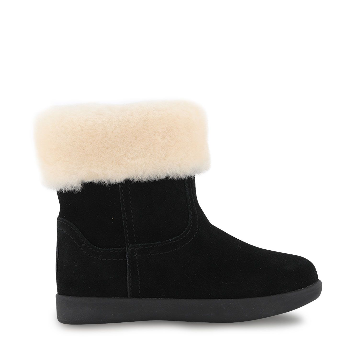 Picture of Ugg 1097034 kids boots black