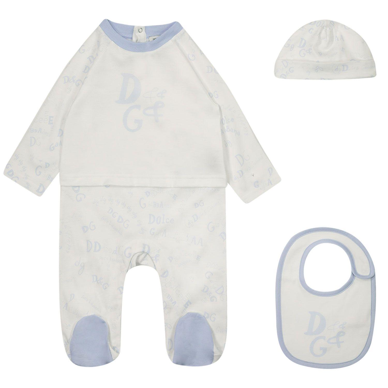 Afbeelding van Dolce & Gabbana L1JG25/G7XOX boxpakje wit