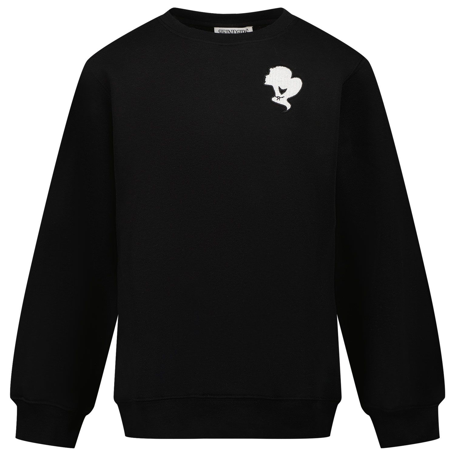 Picture of Reinders G2466 kids sweater black