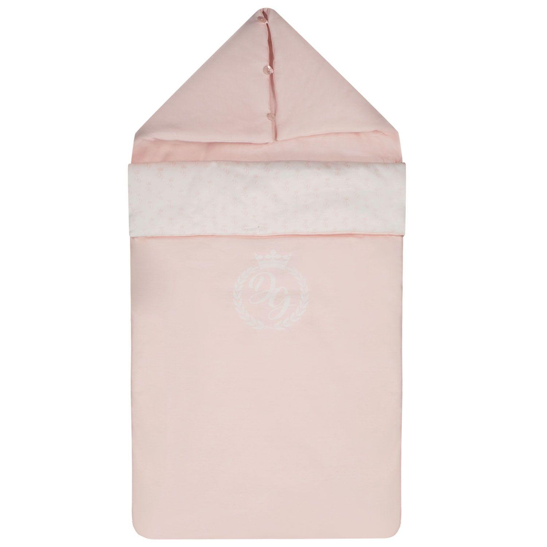 Afbeelding van Dolce & Gabbana LNJA84 G7VVE slaapzak licht roze