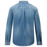 Afbeelding van Dsquared2 DQ04HX kinder overhemd jeans