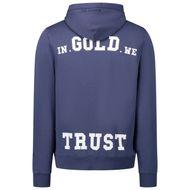 Bild von In Gold We Trust IGWTH003 Herrensweater Marine