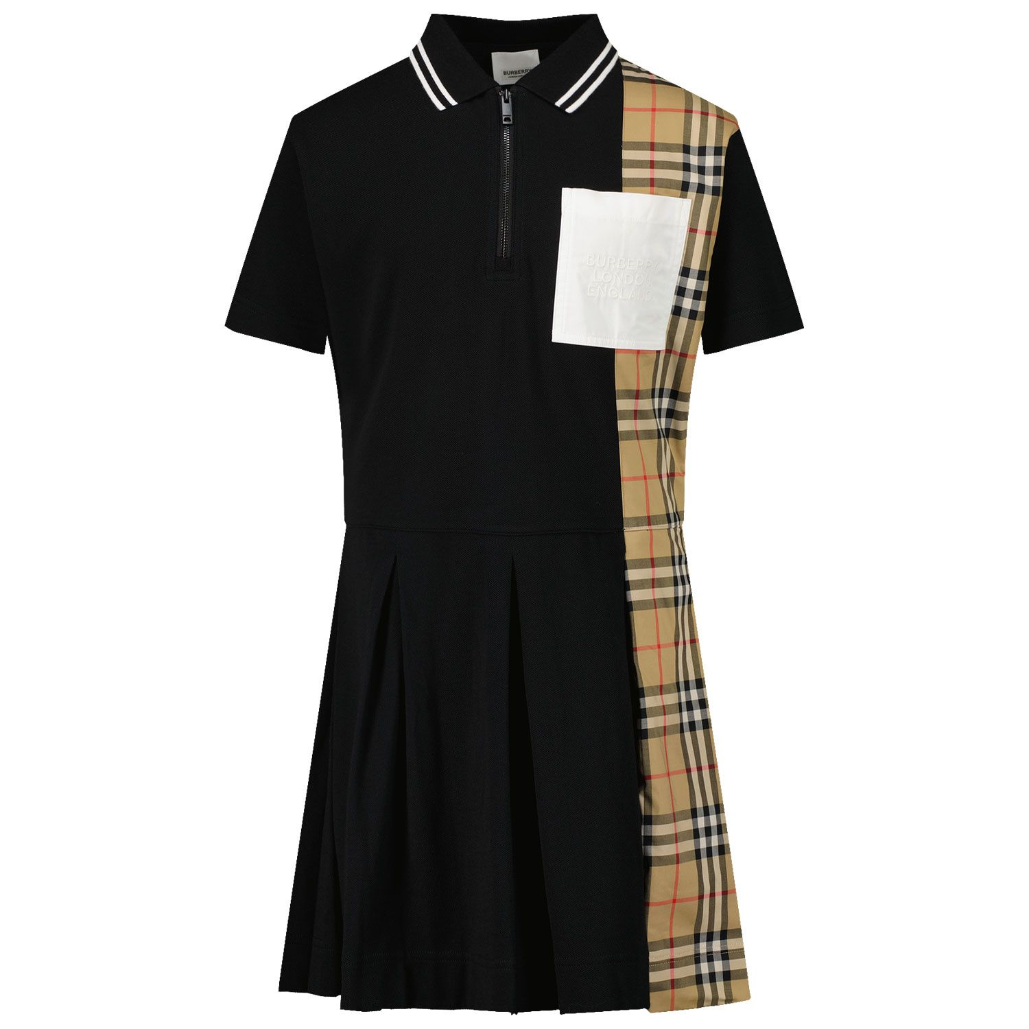 Picture of Burberry 8042354 kids dress black