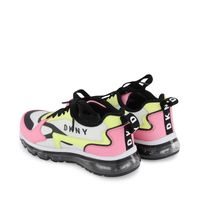 Picture of DKNY D39048 kids sneakers pink