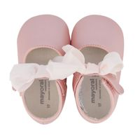 Picture of Mayoral 9340 baby shoes light pink