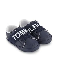 Picture of Tommy Hilfiger 30406 baby sneakers navy