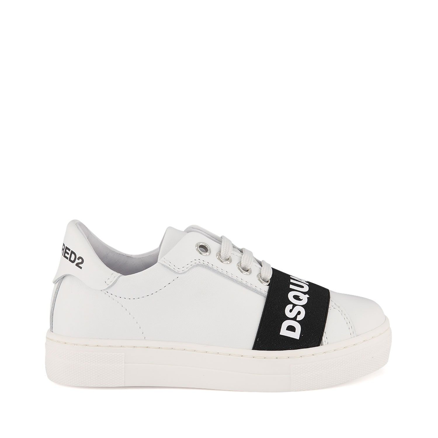 Dsquared2 63524A Unisex White at Coccinelle