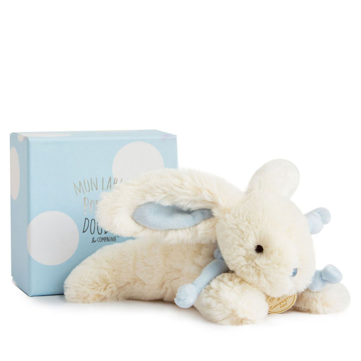 Picture of Doudou et Compagnie 1238 baby accessory light blue
