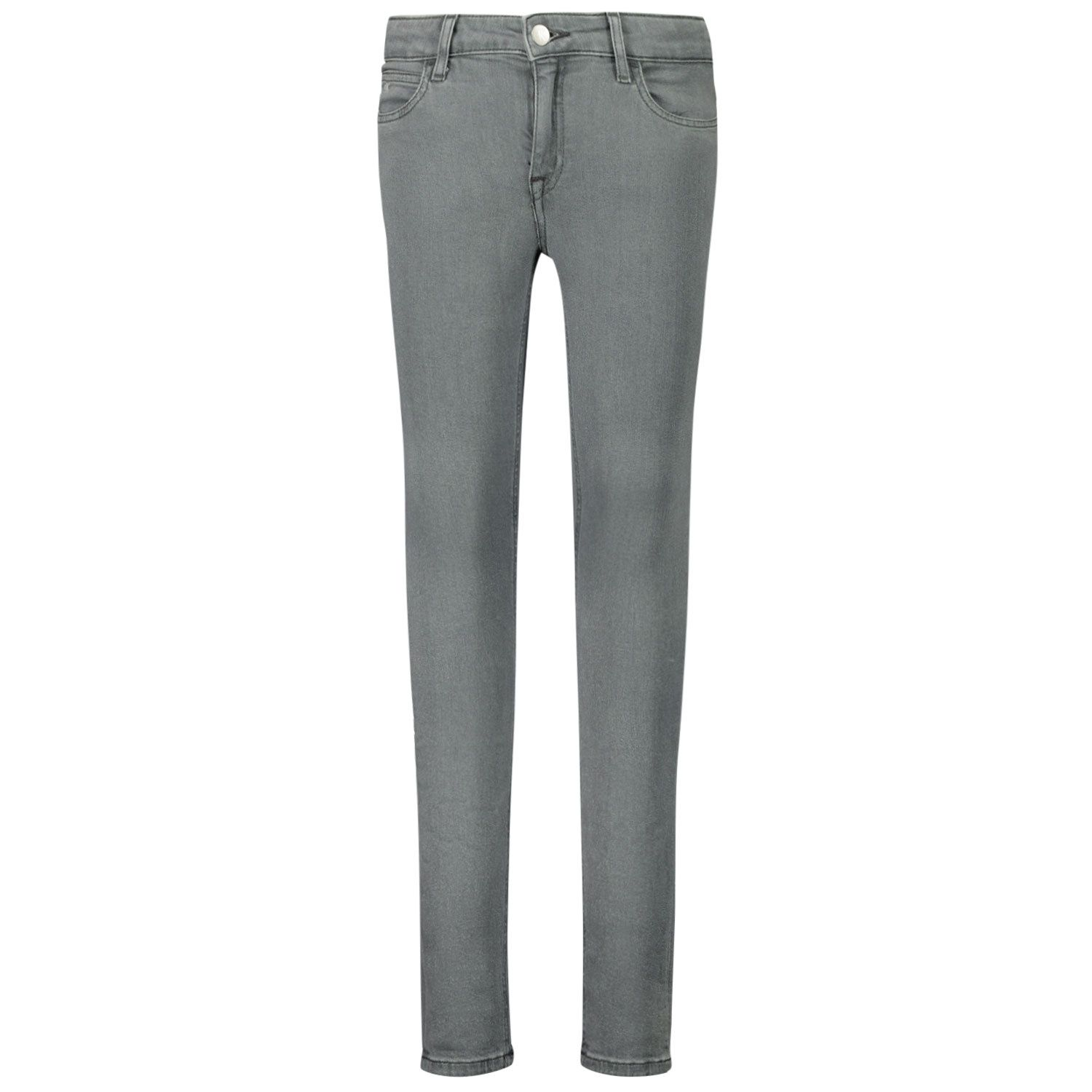 Picture of Calvin Klein IG0IG00552 kids jeans light gray