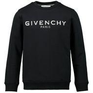 Bild von Givenchy H25J45 Kinderpullover Schwarz