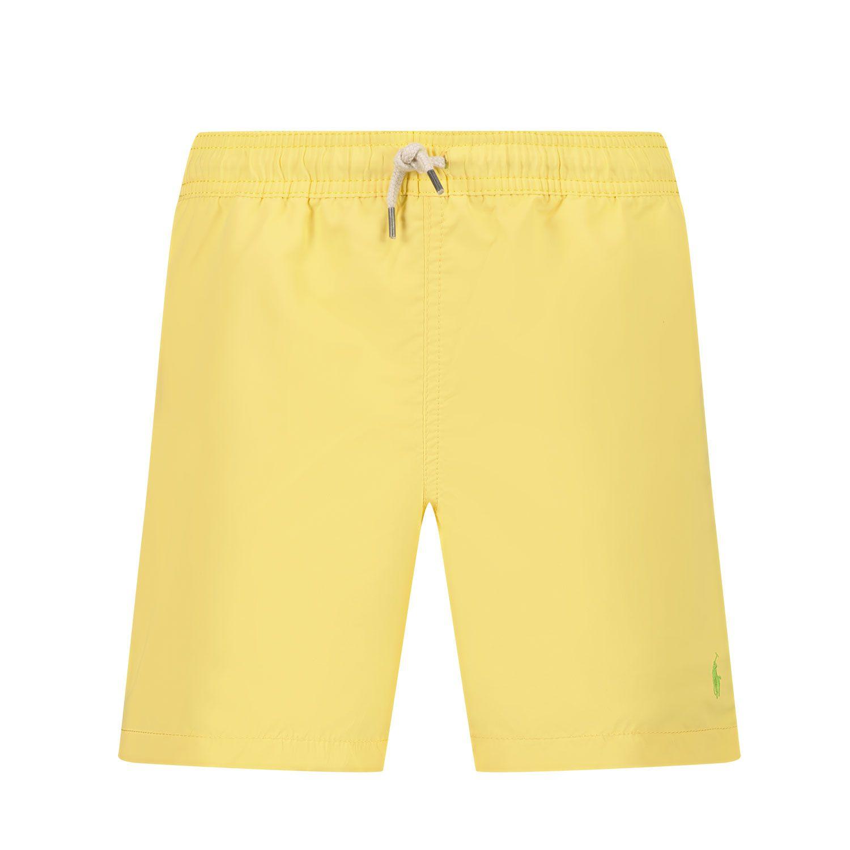 Afbeelding van Ralph Lauren 785582 kinder zwemkleding geel