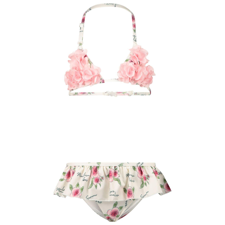 Afbeelding van MonnaLisa 997005 kinder zwemkleding licht roze