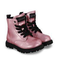 Picture of Tommy Hilfiger 30828 kids boots light pink