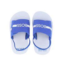 Picture of Boss J09143 kids sandals cobalt blue